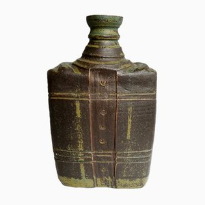 Vintage Ceramic Bottle Vase