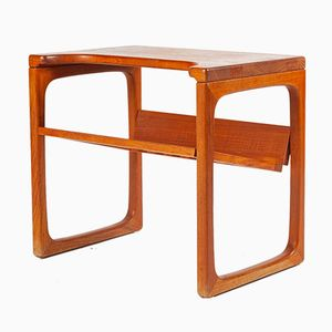 Scandinavian Modern Style Teak Coffee Table from Gelsted, 1960s