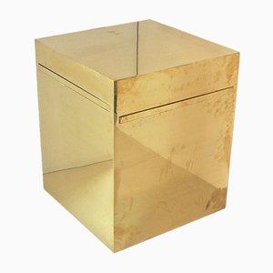 Contenedor Magic Cube vintage de Gabrielle Crespi, años 70