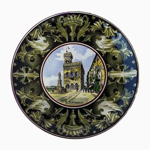 Vintage San Marino Tafelaufsatz von Titano R.S.M.