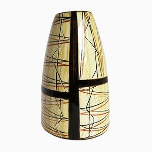 Mid-Century Italian Ceramic Vase from La Donatella
