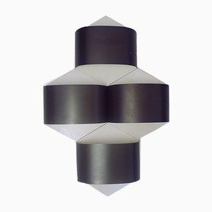 Deutsche Wandlampen aus Metall von R. Krueger & D. Witte für Staff, 1960er, 4er Set