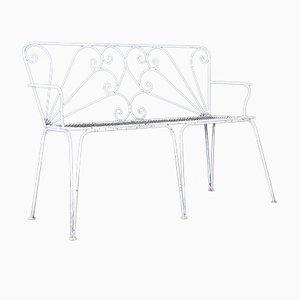 Mid-Century Italian Iron Garden Chair, 1960s