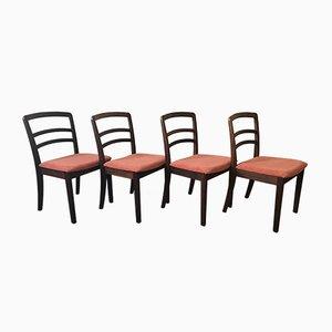 Chaises de Salle à Manger Vintage de G-Plan, 1960s, Set de 4