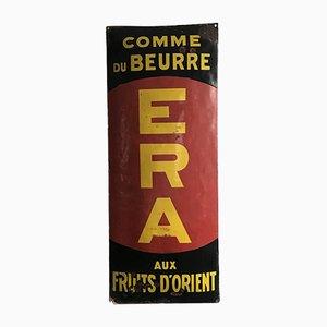 Vintage French Enamelled Sign