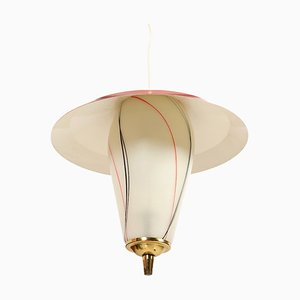 Mid-Century Danish Ceiling Lamp