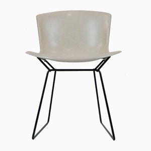 Beistellstuhl aus Kunststoff von Harry Bertoia für Knoll Inc., 1960er