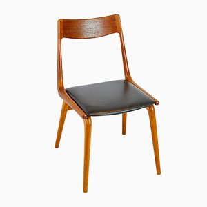 Danish Dining Chair by Christensen Alfred for Slagelse Møbelværk, 1960s