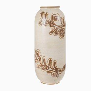 Vase Vintage par Herman A. Kähler