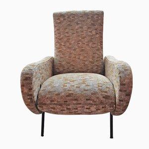 Butaca Lady reclinable de Marco Zanuso Jr., años 50