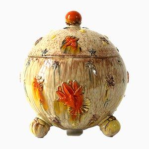 German Ceramic Serving Bowl from Dümler & Breiden, 1930s