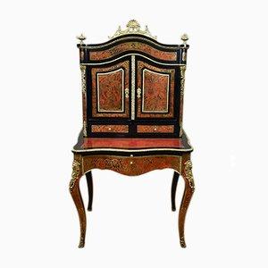 Antiker Schreibtisch aus Ebenholz