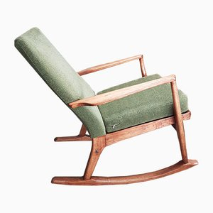 Beech PK 973 Rocking Chair from Parker Knoll, 1960s