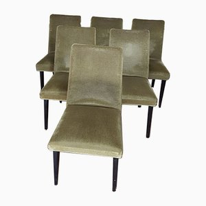 Beech Dining Chairs from G-Plan, 1970s, Set of 6