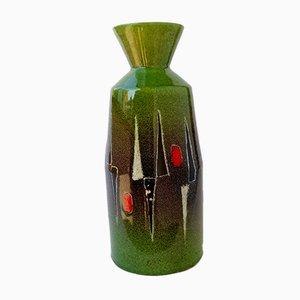 Mid-Century Italian Ceramic Vase by Otello Rosa for San Polo