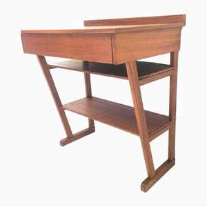 Scandinavian Modern Style Mahogany Console Table, 1960s