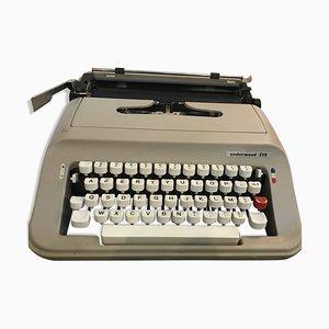 Máquina de escribir modelo 319 de Underwood, años 70