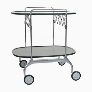 Modernist Italian Plastic Gastone Trolley by Antonio Citterio & Oliver Löw for Kartell, 1990s