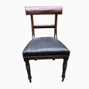 Antique Mahogany Children's Chair