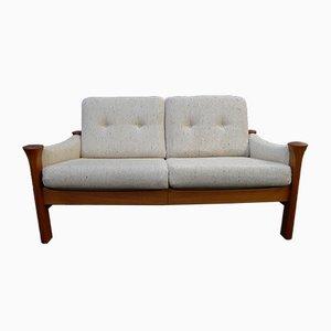 Dänisches Modell 162 2-Sitzer Sofa von Arne Vodder für Cado, 1970er