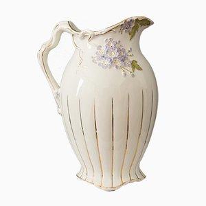 Jarra o jarrón modernista de cerámica, años 20