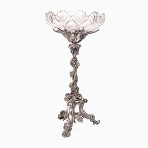 Antique Silver-Plated Centerpiece from Ellington & Co