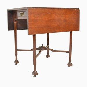 Pembroke Tisch aus Mahagoni, 18. Jh
