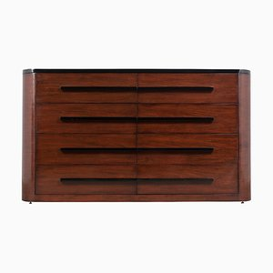 Mahogany & Rosewood Chest of Drawers from Ralph Lauren, 2000