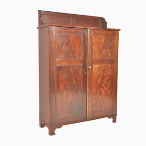 19th Century Bookcase Cupboard