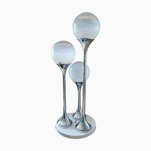 Lámpara de mesa italiana de Reggiani, años 60
