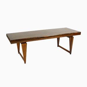 Table Basse en Palissandre par Illum Wikkelsø pour A / S Mikael Laursen, Danemark, 1960s