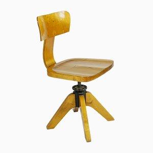 Desk Chair by Werner West for Wilhelm Schauman, 1930s