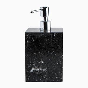 Seifenspender aus schwarzem Marmor von FiammettaV Home Collection, 2019