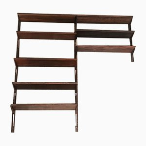 Danish Rosewood Shelving Unit by Poul Cadovius for Cado, 1960s