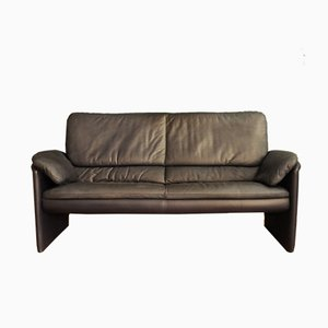Mid-Century Leather Sofa from Leolux, 1960s