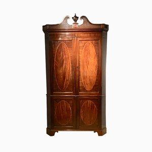 18th Century Mahogany Cabinet