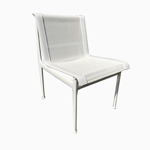 Aluminum Dining Chair by Richard Schultz for Knoll Inc. / Knoll International, 1990s