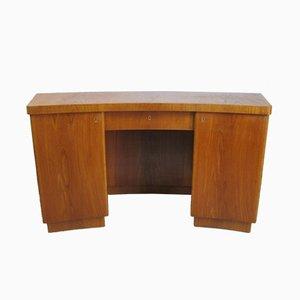 Swedish Wooden Desk, 1940s