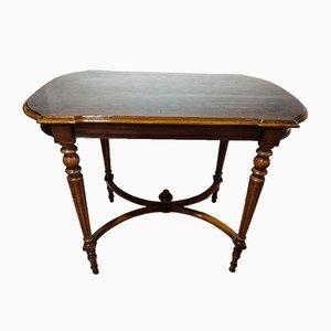 Tavolino antico in mogano, Francia