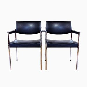 Lounge Chairs by Lauclair Ernst for Girsberger, 1960s, Set of 2