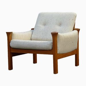 Danish Teak 162 Lounge Chair by Arne Vodder for Cado, 1970s