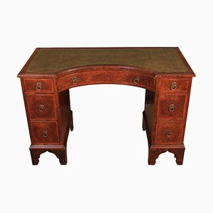 Queen Anne Style Walnut Desk, 1920s