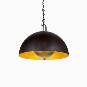 Soundlight Chandelier by Niccolò Tardelli for Brass Brothers & Co.