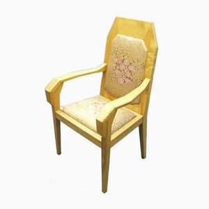 K49 Anthroposophical Desk Chair by Felix Kayser for Schiller Möbel, 1930s