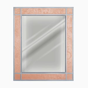 Sottobosco Pink Wall Mirror from Cupioli Luxury Living