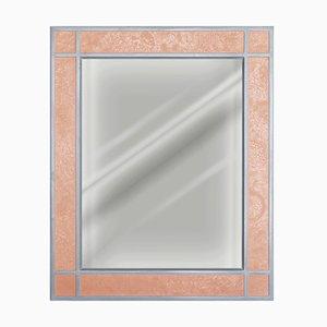 Specchio da parete Sottobosco rosa di Cupioli Luxury Living
