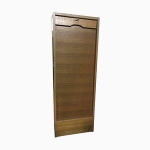Vintage Vertical Filing Cabinet