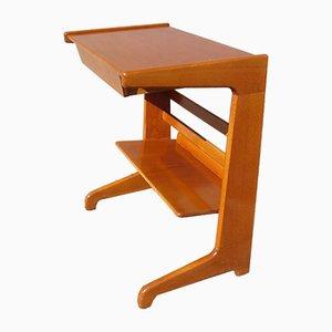 Nachttisch aus Mahagoni von David Rosén für Nordiska Kompaniet, 1950er
