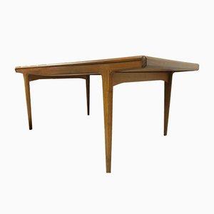Tavolo da pranzo in teak di John Herbert per A. Younger Ltd., anni '60