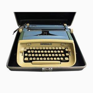Vintage Safari Schreibmaschine von Imperial